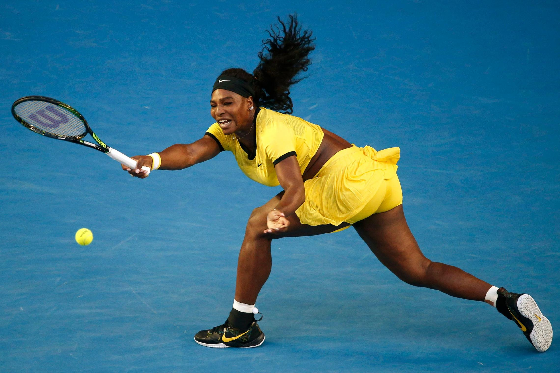 Is Serena Williams Underpaid? Women's Tennis At Match Point