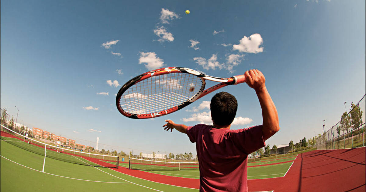 The top 10 public tennis courts in Toronto