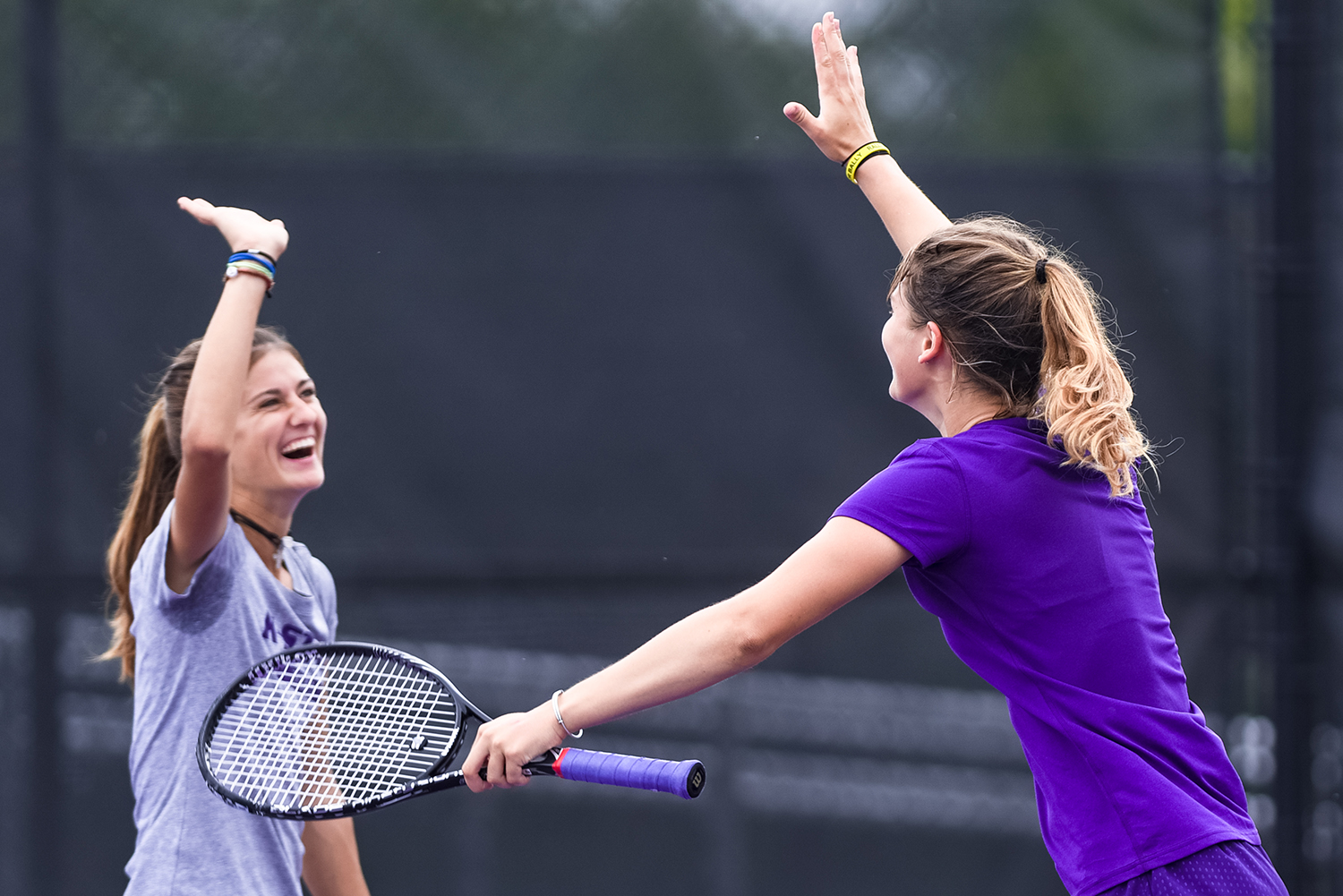 Successful final day closes fall season for K-State tennis ...