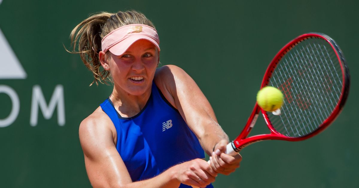 Ferro wins first French tennis exhibition in Nice